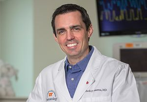 Profile: Mark Weems, MD