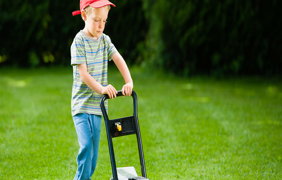 Summer Safety: Preventing lawn mower injury
