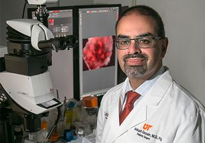 Researchers Receive NIH R01 Awards: Ankush Gosain, MD, PhD