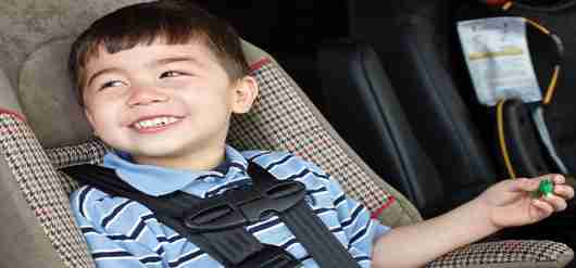 Child Safety Seat Guidelines: Rear-Facing Until Age 2