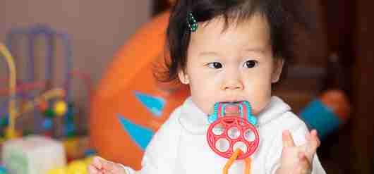 A warning for parents: Teething necklaces and beads