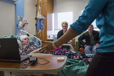 Le Bonheur epilepsy patient Hannah Lawrence became the first U.S. patient to receive the NeuroPace RNS system at a pediatric hospital outside of a clinical trial.