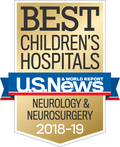Badge-ChildrensHospitals-Neurology-Year