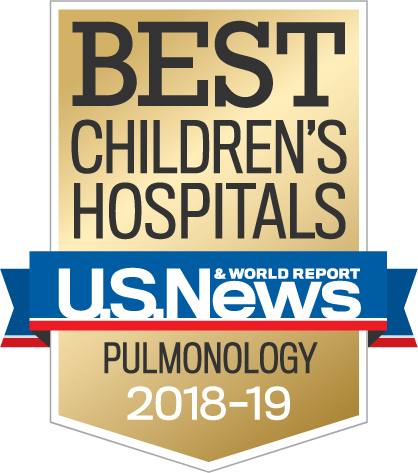 Badge-ChildrensHospitals-Pulmonology-Year