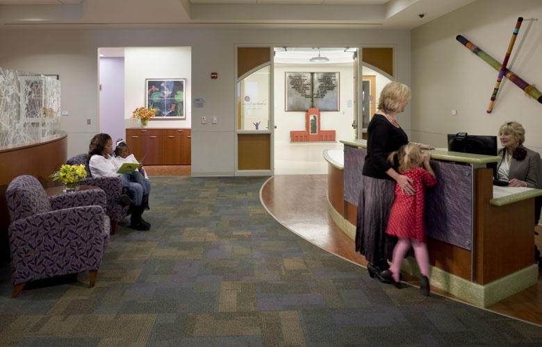 8th-12th Floors - Le Bonheur Childrens Hospital