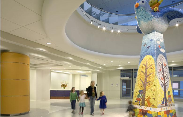 Ground Floor - Le Bonheur Childrens Hospital