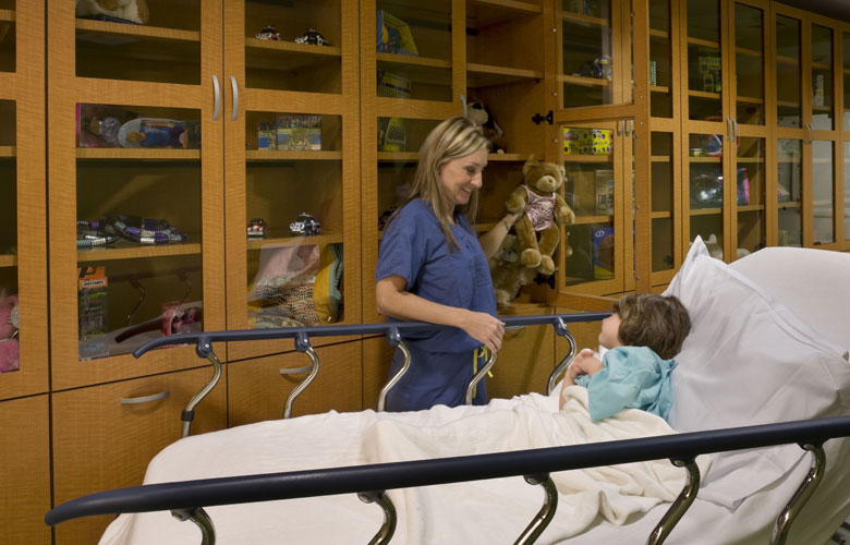 4th Floor - Le Bonheur Childrens Hospital