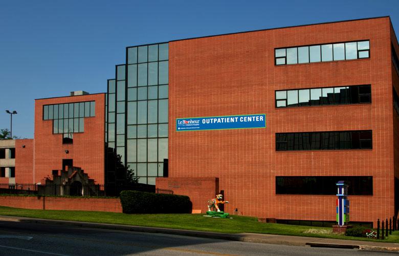 Le Bonheur Childrens Hospital Operating Room Expansion
