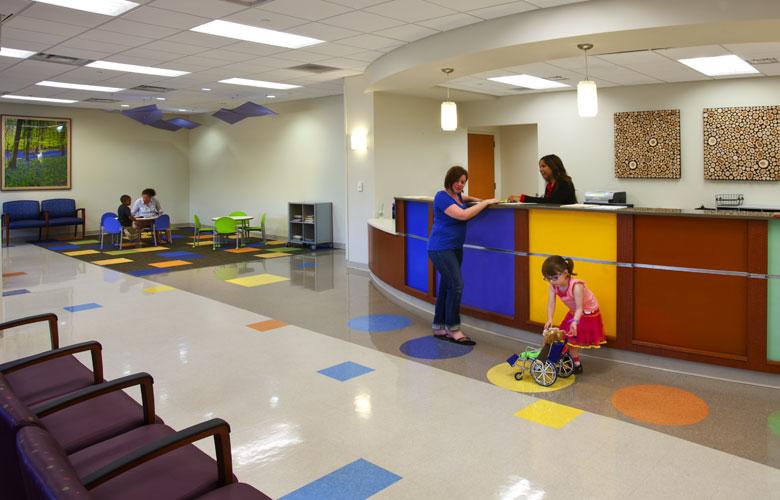 3rd Floor - Le Bonheur Childrens Hospital